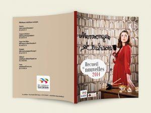 Création couverture du recueil du festival Au fil des BIB