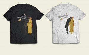 Création de T-shirt pour le groupe