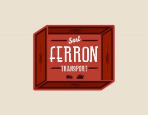 Création d'un logo pour une société de transport