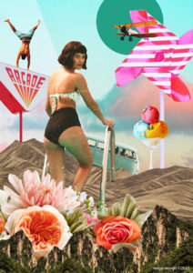 graphic design digital collage
